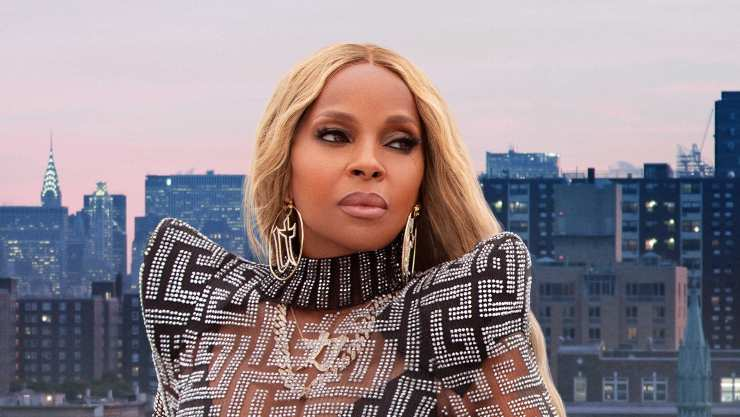 Watch Official Trailer Mary J.Blige's My Life Trailer