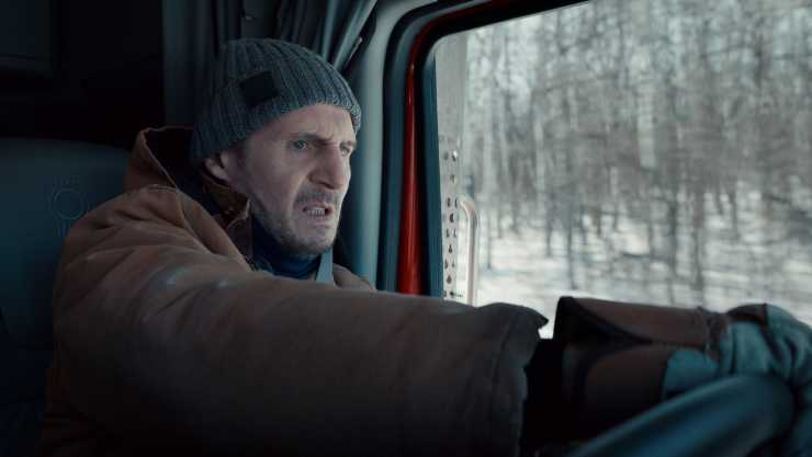 Watch Liam Neeson In The Ice Road UK Trailer