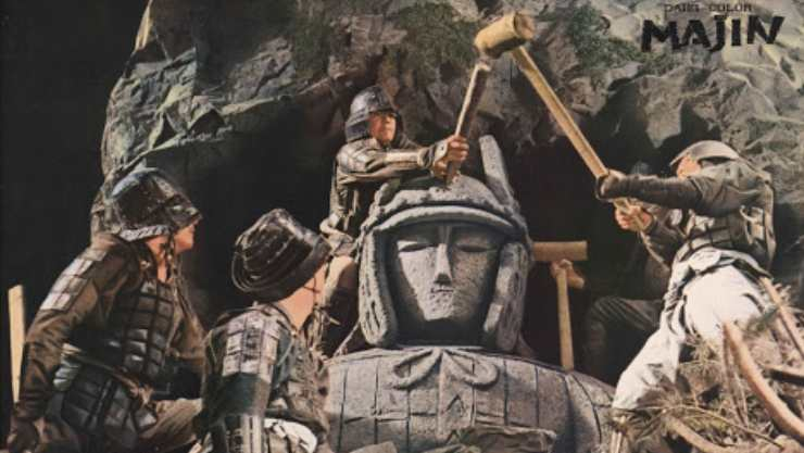 A Brief History Of Giant Monster Movies