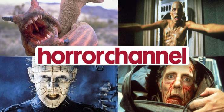 Horror Channel 'Raising Hell' On The Channel In August