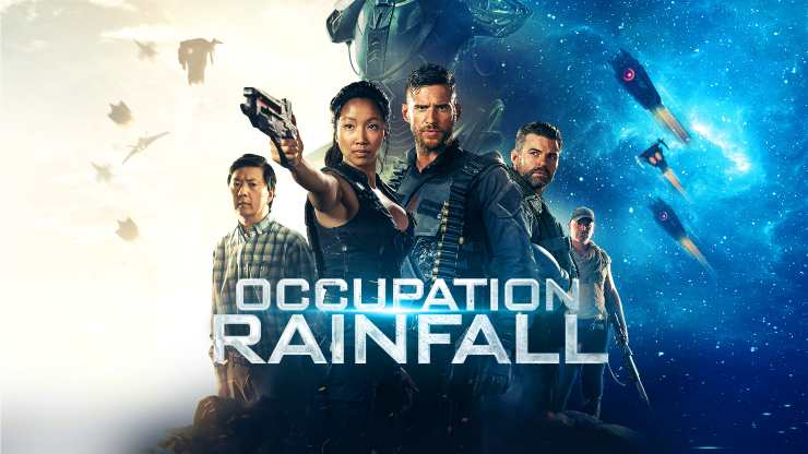 Occupation Rainfall Director Luke Sparke's Top Sci-Fi Influences