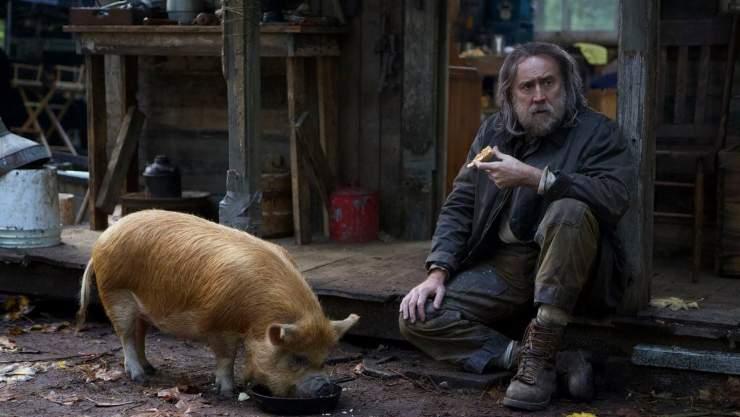 Nicolas Cage's PIG To Open 2021 Edinburgh Film Festival