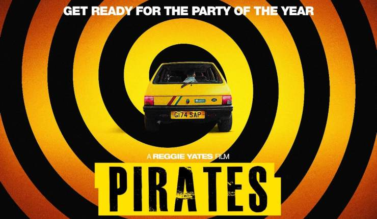 Get Ready To Party With Teaser For Reggie Yates Pirates