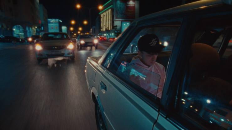Sunday Short Theatre – Wifi Rider (2020)