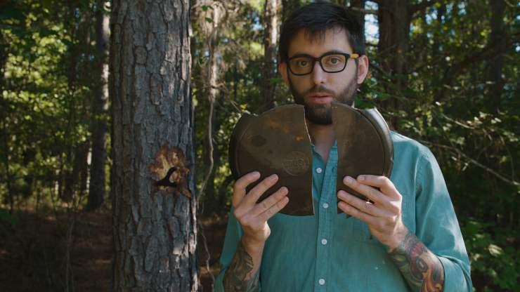 Something Is Watching You In Bigfoot Hunters UK Trailer