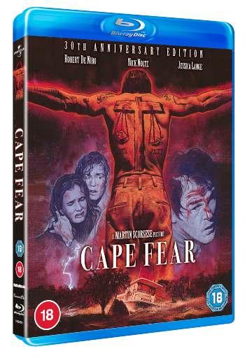 Win Cape Fear 30th Anniversary Edition DVD/Blu-Ray*