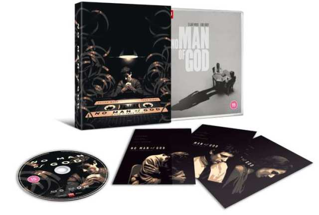 Amber Sealey's No Man Of God Getting A Special Blu-Ray Edition