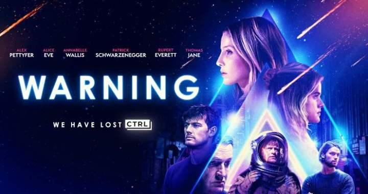 Win Indie Sci-Fi Thriller Warning