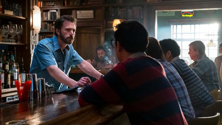 Watch The First Trailer For George Clooney's The Tender Bar