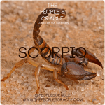 Scorpio by The People's Oracle