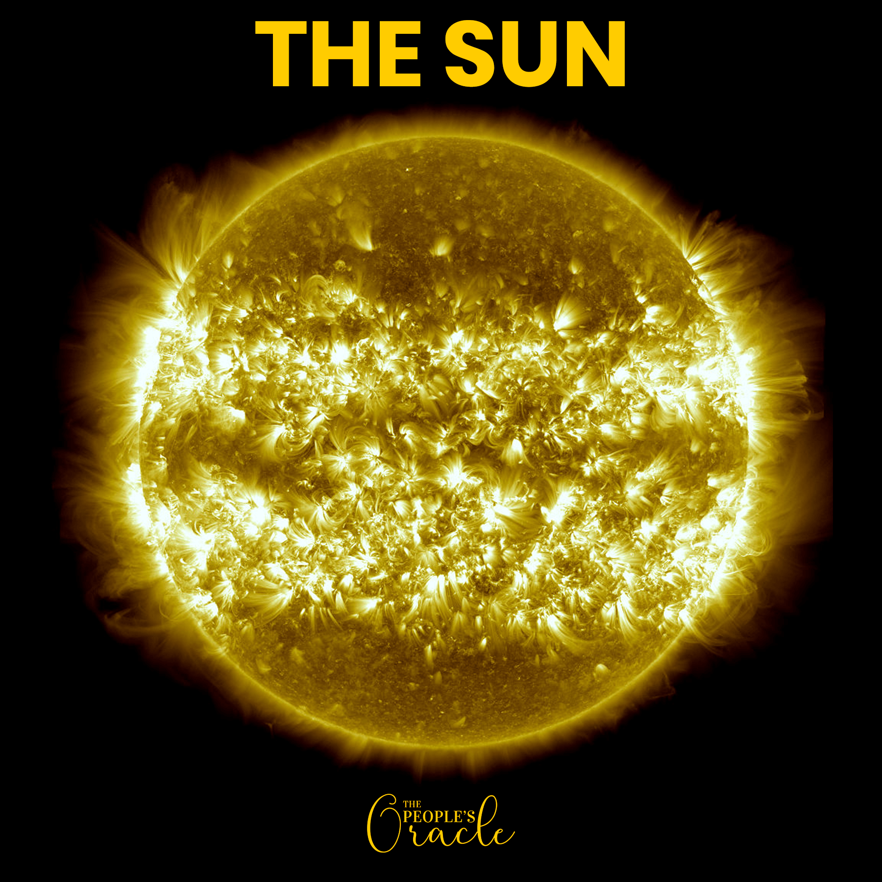 The Sun in Sidereal Astrology - The People's Oracle