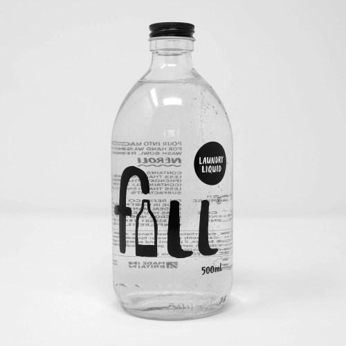 Fill Laundry Liquid