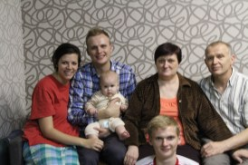our little family