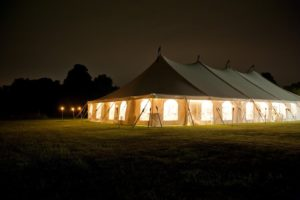 Tented Events- our specialty
