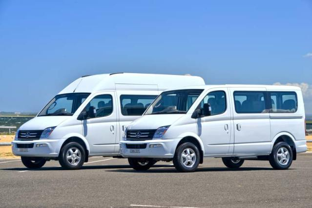 12Seater Van Hire