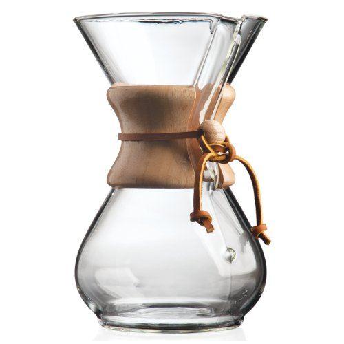 chemex coffee brewing mwthod
