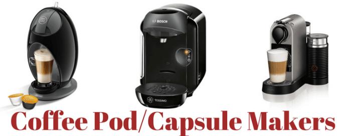 Pod Coffee Maker Reviews