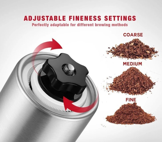 highly rated manual coffee grinder