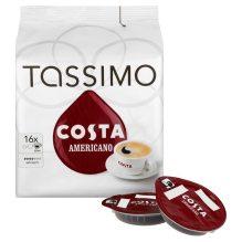 tassimo coffee pod selection