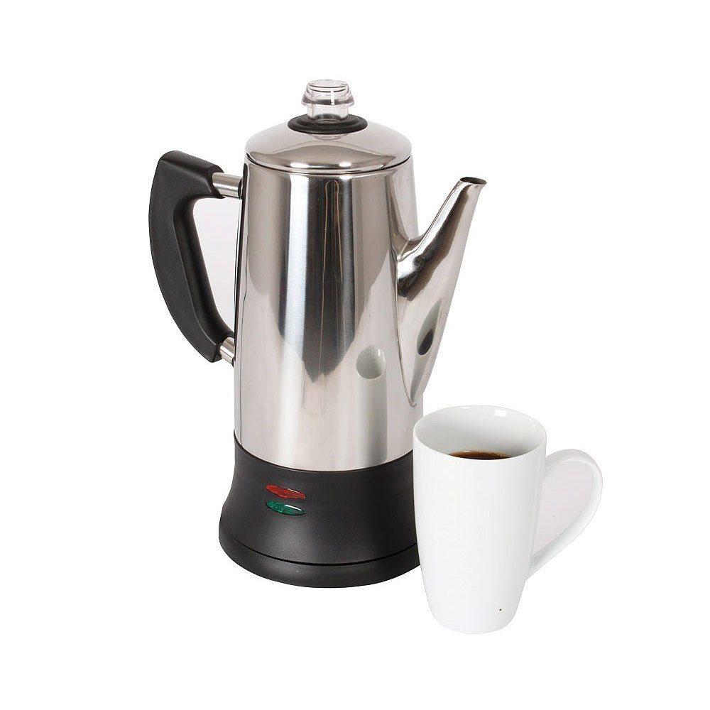 percolated coffee maker