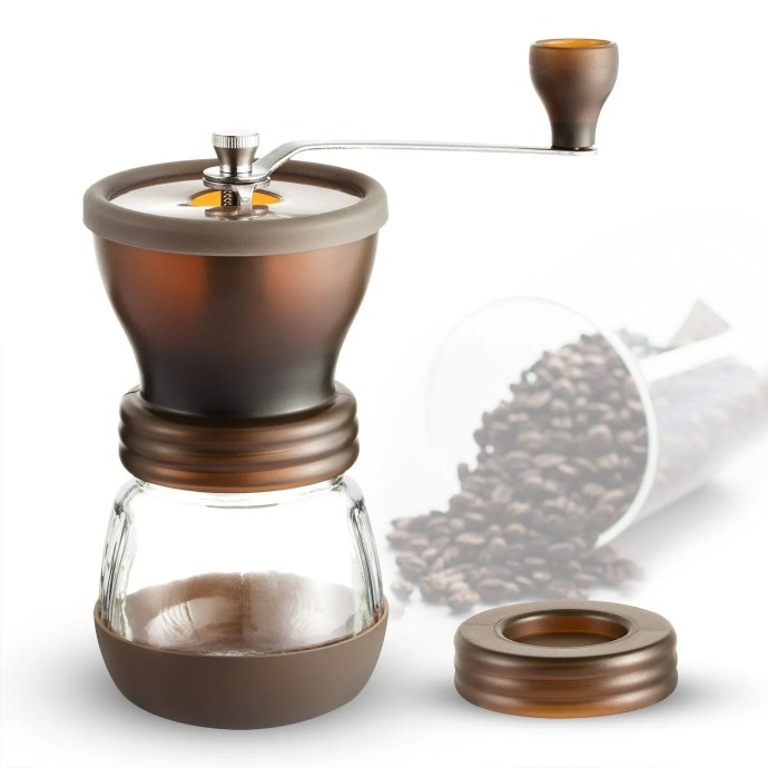 Coolife Burr Hand Coffee Grinder Review