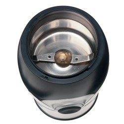 inside the james martin coffee grinder