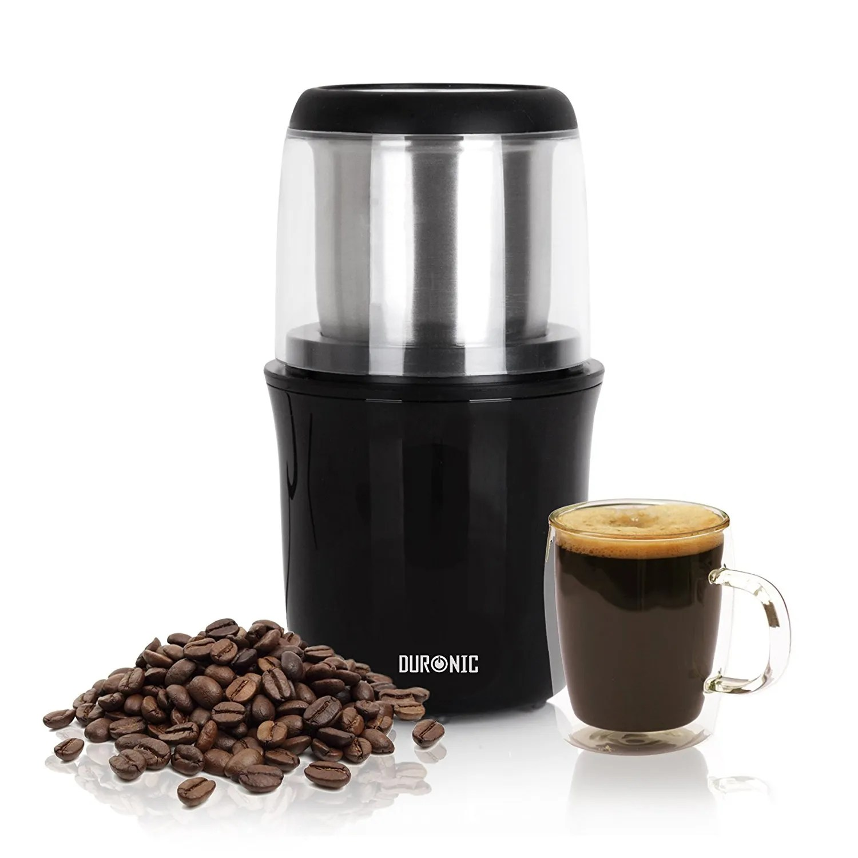 Duronic CG250 Premium 250W Electric Coffee Grinder
