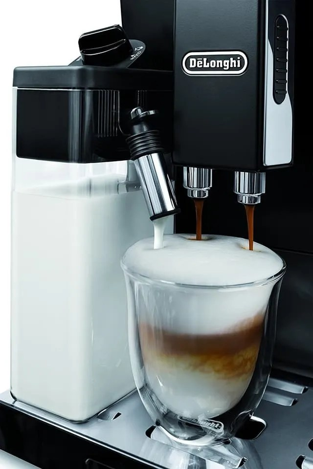 De'Longhi Eletta Bean to Cup Coffee Machine