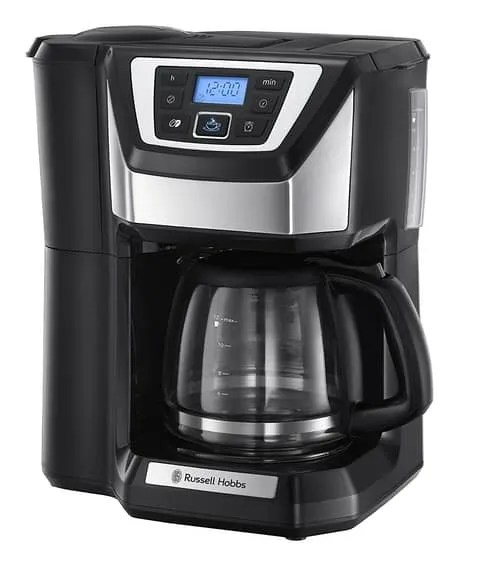 Russell Hobbs Chester Grind and Brew Coffee Machine 22000 review