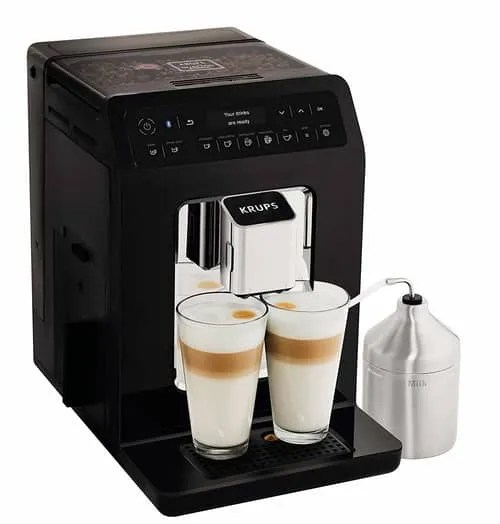 Krups Evidence EA893840 coffee machine review