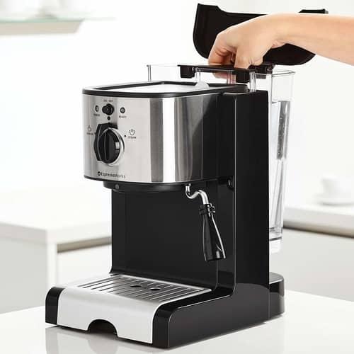 semi automatic espresso machine