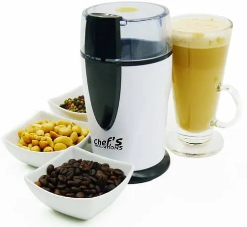 Chef's Inspirations Electric Coffee Grinder