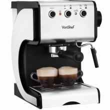 VonShef 15 Bar Espresso Coffee Machine