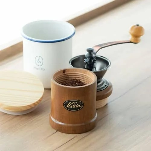 Kalita Coffee Mill KH-3 Retro One Specification