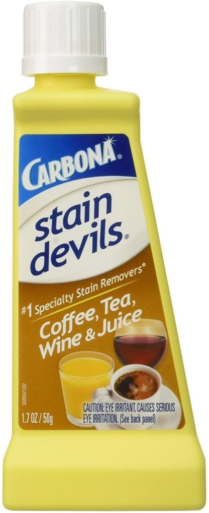 Carbona Stain Devils Coffee, Tea, Wine & Juice 3 PACK