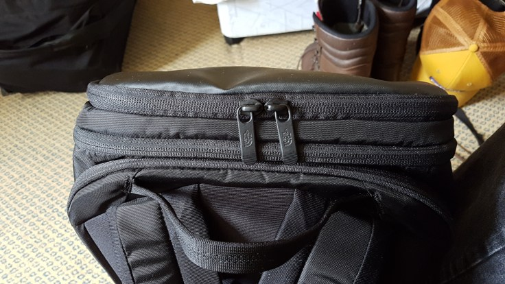 The North Face Ka Ban Review Zippers