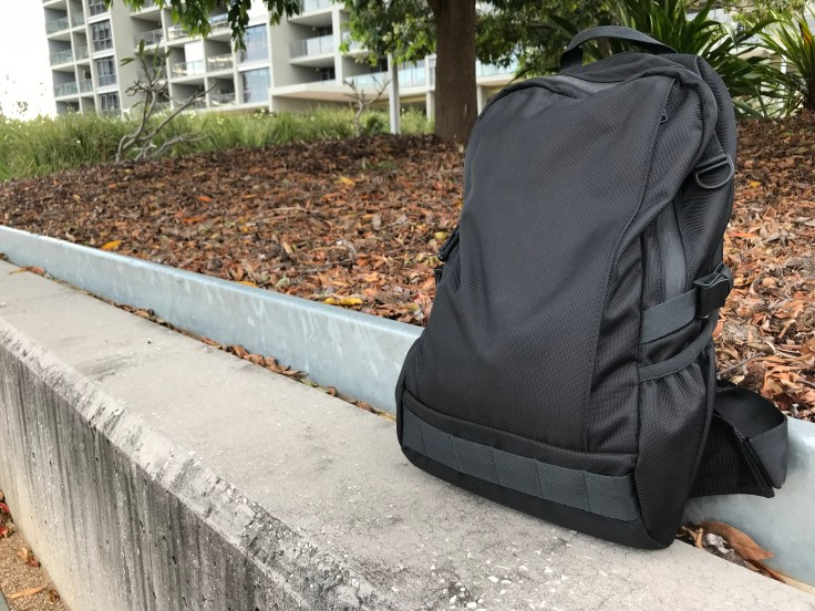 Arktype Dashpack Review Front View