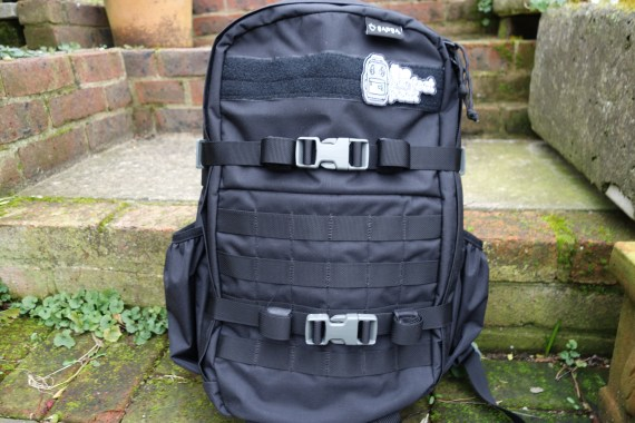 Sabra Gear Solo Review Front
