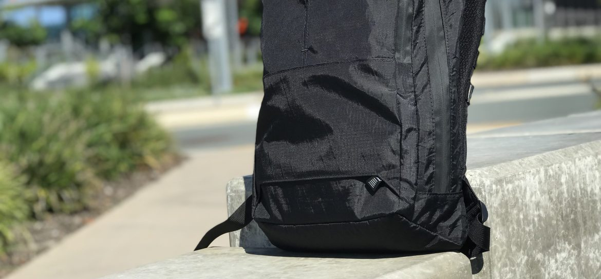 TAD Axiom 18 Review Front View Inverted Pocket