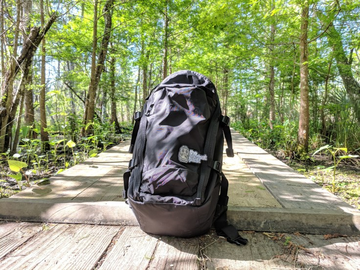 EVERGOODS MPL 30 Backpack front profile