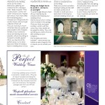 The Perfect Wedding Issue 7 Contents page 9