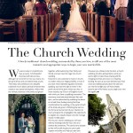 The Perfect Wedding Issue 7 Contents page 12