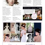 The Perfect Wedding Issue 7 Contents page 33