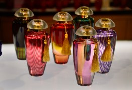 Murano line by The Merchant of Venice at Esxence 2016   Photo by The Perfume Magpie