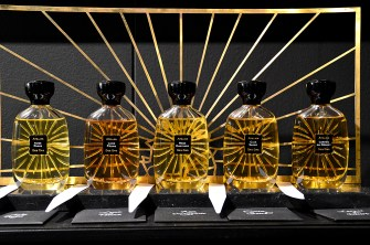 Atelier Des Ors at Esxence 2016   Photo by The Perfume Magpie