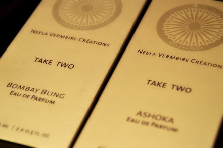 "Neela's new products ""Take Two"" 