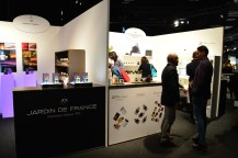 Visitors sniffing and chatting at Esxence 2016 | Photo by The Perfume Magpie