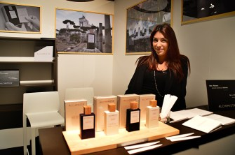 Alchimista stand at Esxence 2016 | Photo by The Perfume Magpie