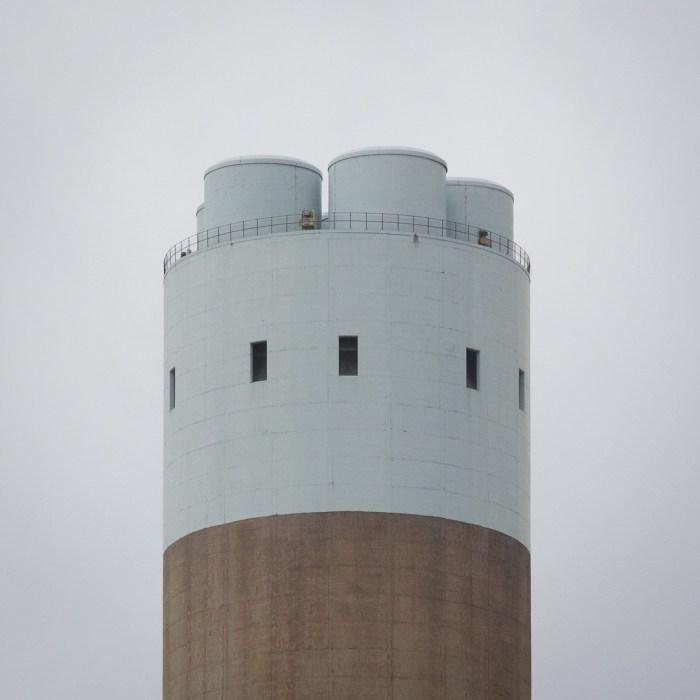 Grain Power Station, Chinmey.