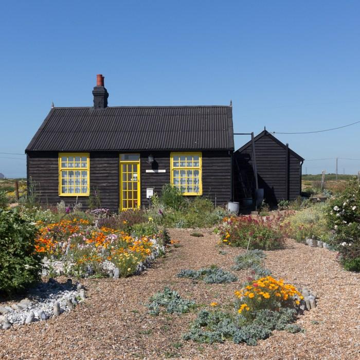Prospect Cottage, Derek Jarman's house, Dungeness.